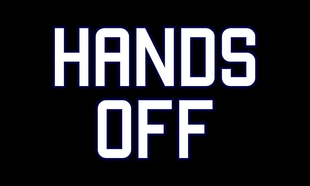 Image result for HANDS OFF THE WORD